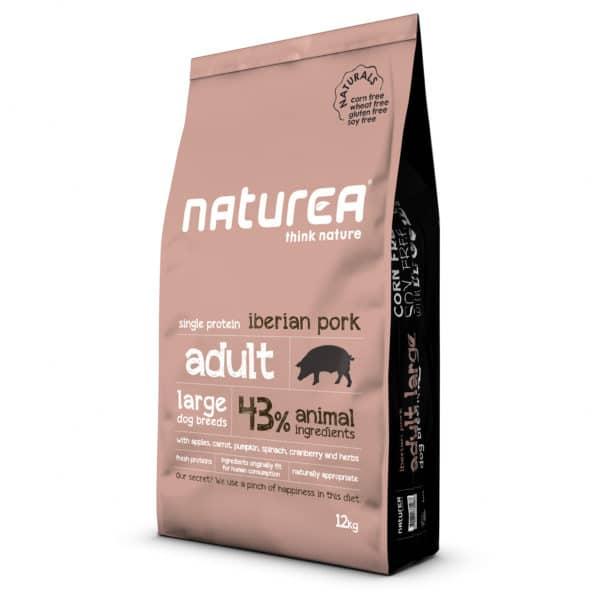 Naturea Adult large breed iberian pork