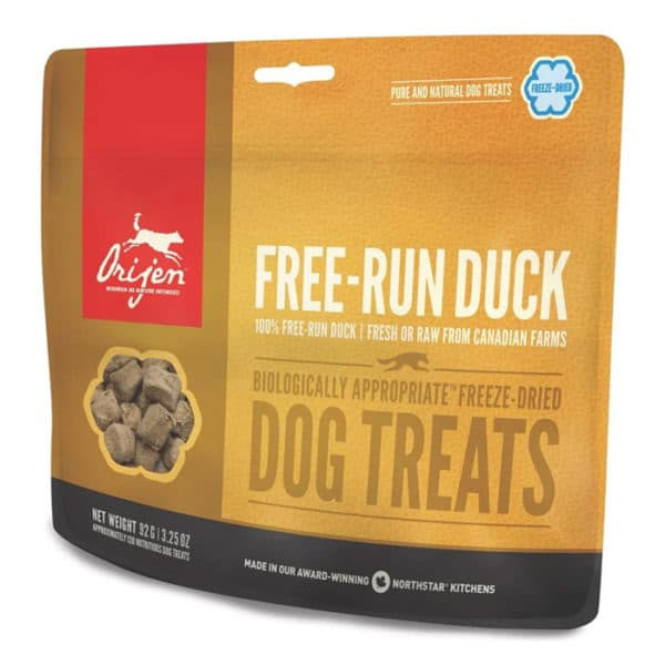 Orijen Free Run Duck makupalat