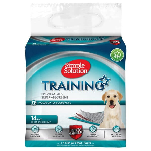 Simple Solution Training pads - Pissa-alustat