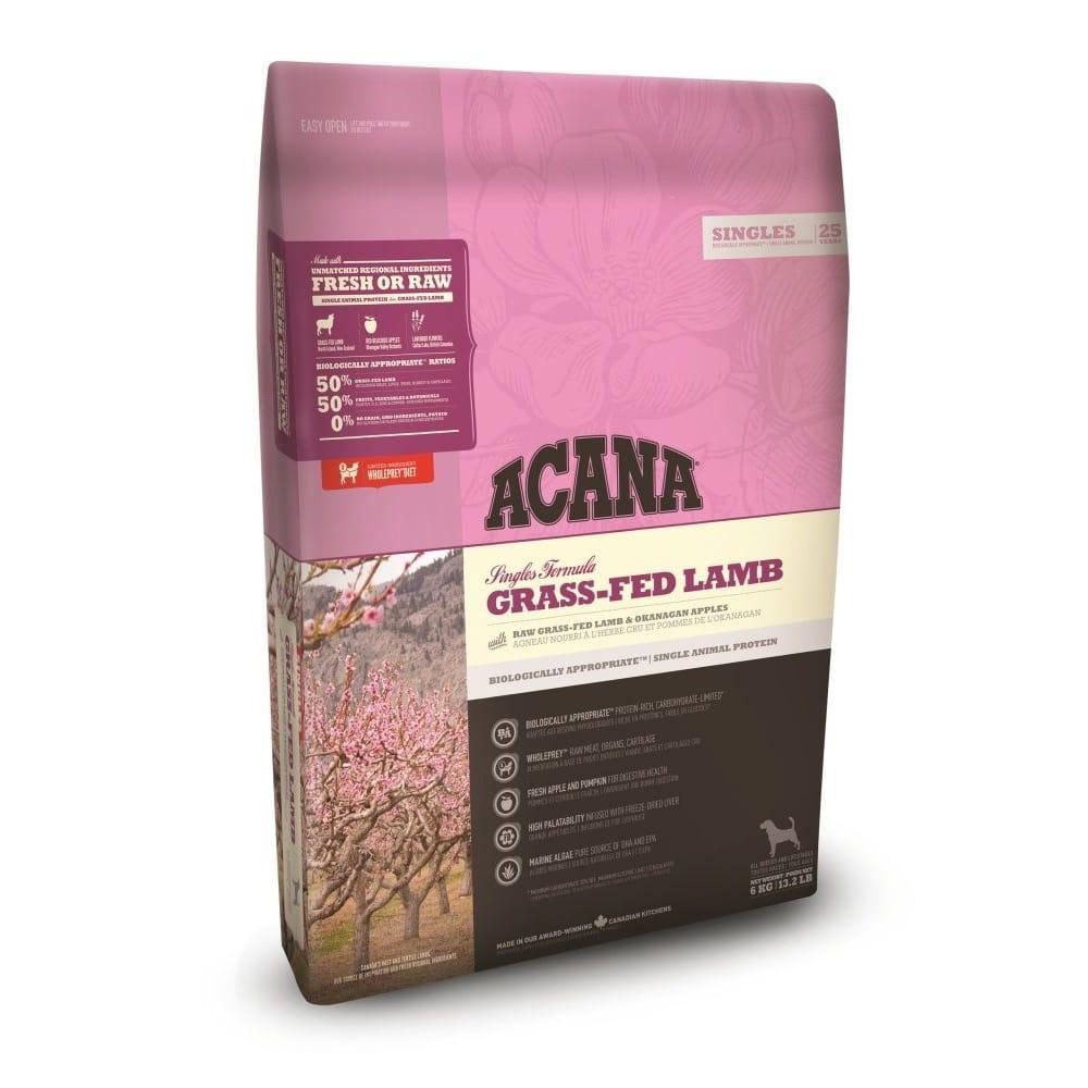 Acana Grass-Fed Lamb koiranruoka
