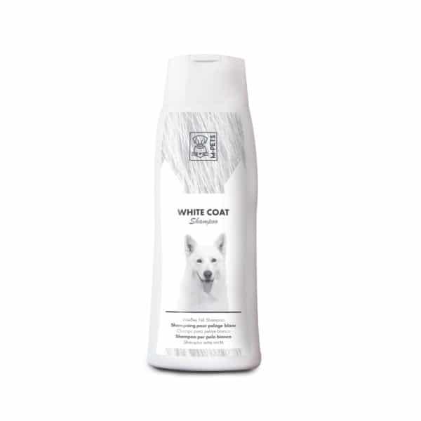 M-PETS White coat koiranshampoo
