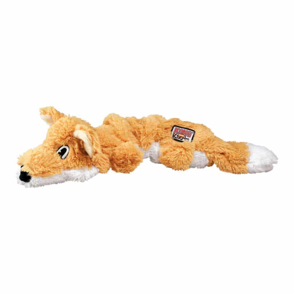 Kong Scrunch Knots Fox