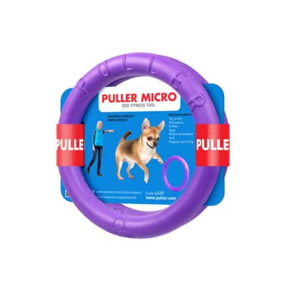 Puller koiran vetolelu micro