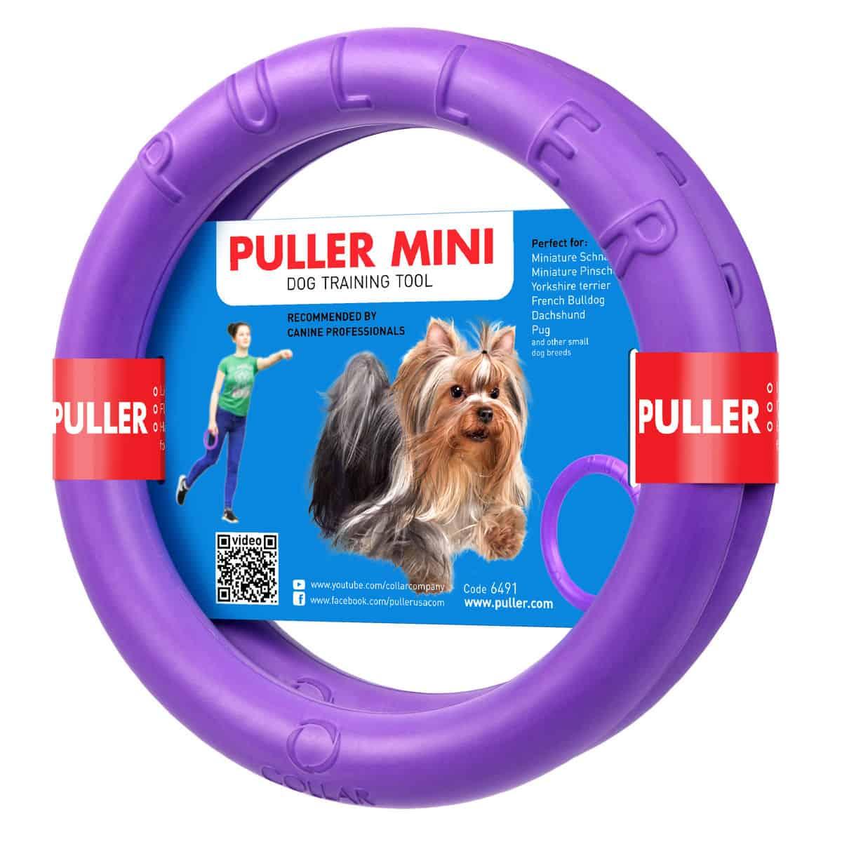 Puller koiran vetolelu mini