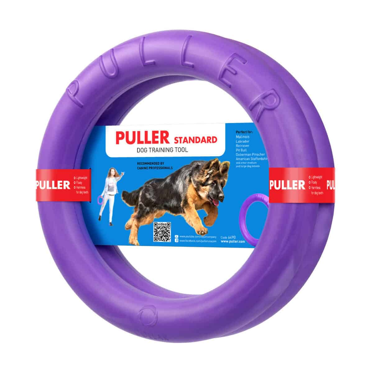 Puller koiran vetolelu standard