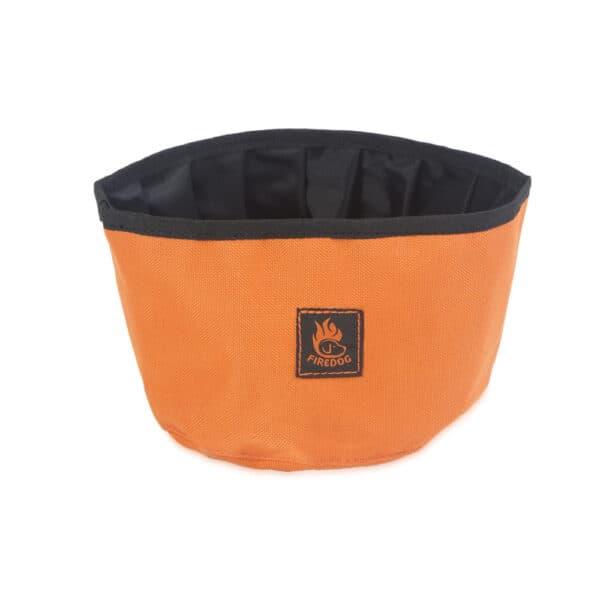 Firedog kokoontaitettava juomakuppi 2L oranssi
